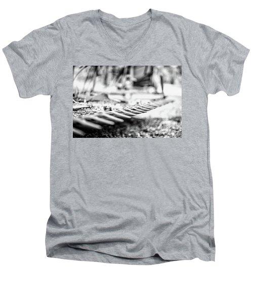 Got Teeth? Men's V-Neck T-Shirt