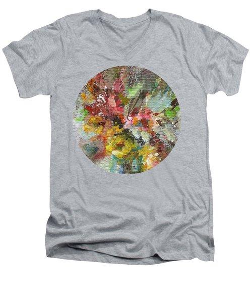 Grace And Beauty Men's V-Neck T-Shirt