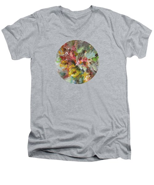 Grace And Beauty Men's V-Neck T-Shirt
