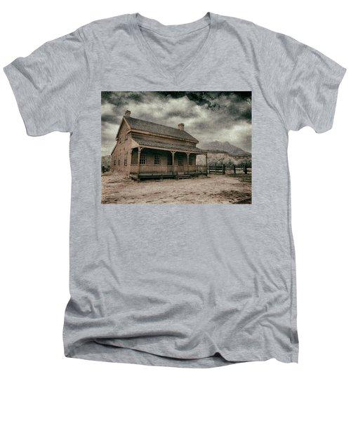 Grafton Homestead II Men's V-Neck T-Shirt