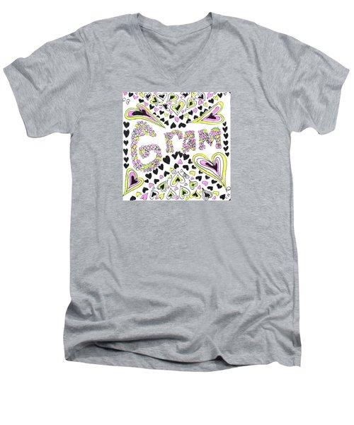 Gram Men's V-Neck T-Shirt