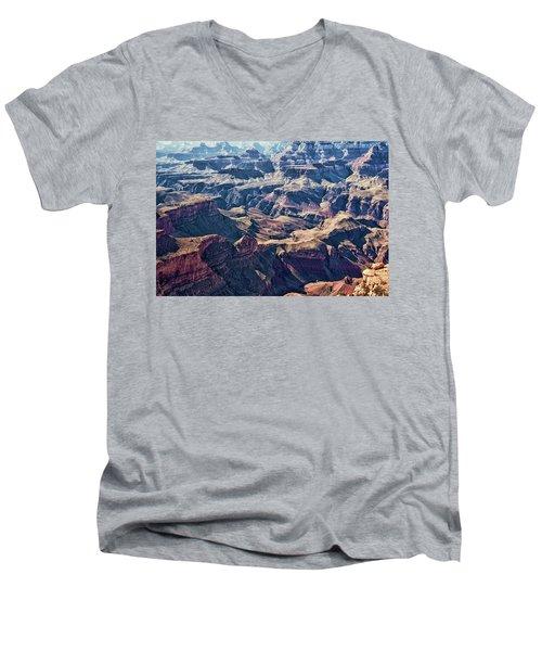 Grand Canyon Arizona 6 Men's V-Neck T-Shirt