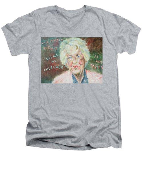 Grand-maman Men's V-Neck T-Shirt