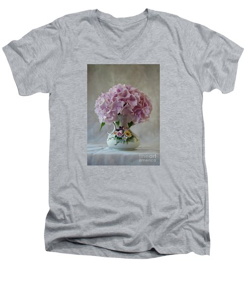 Grandmother's Vase   Men's V-Neck T-Shirt