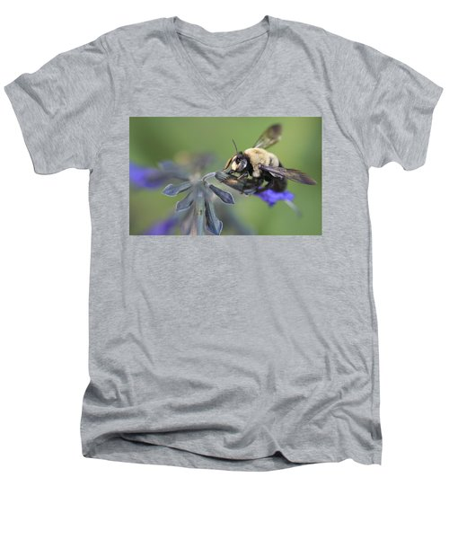Grape Juice Men's V-Neck T-Shirt