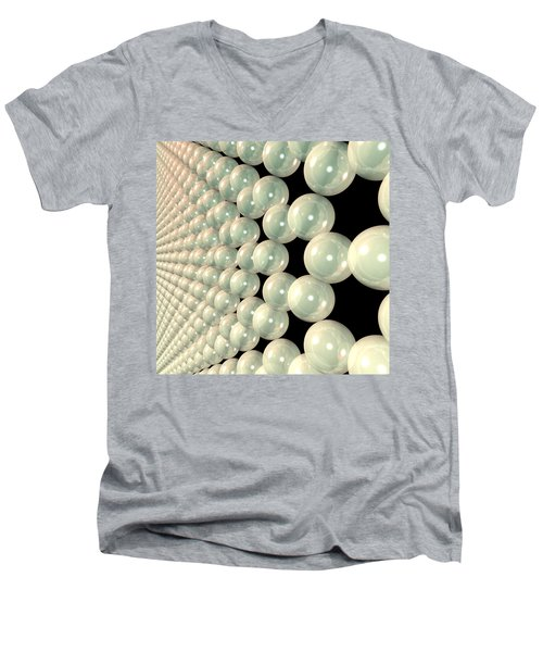 Graphene 6 Men's V-Neck T-Shirt