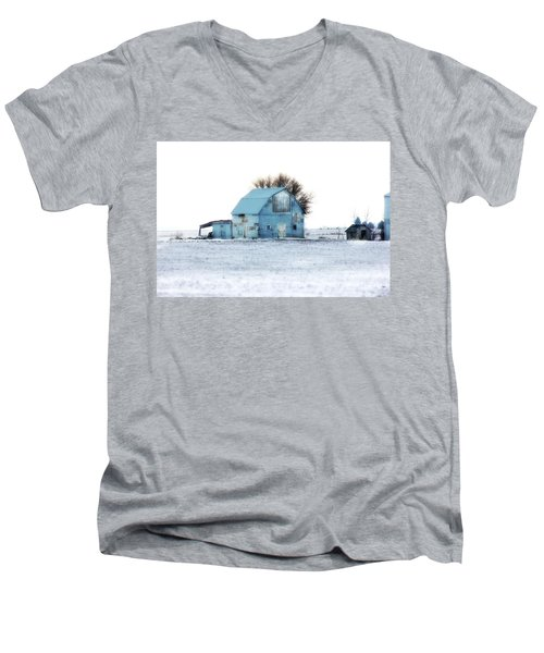 Grays Men's V-Neck T-Shirt