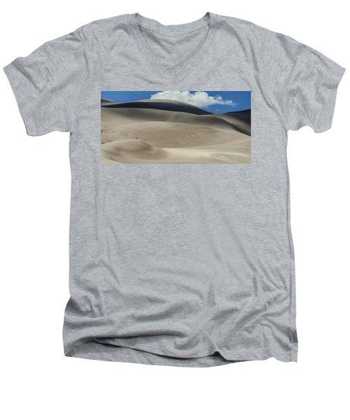Great Sand Dunes National Park II Men's V-Neck T-Shirt