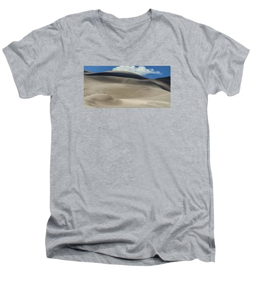 Great Sand Dunes National Park II Men's V-Neck T-Shirt