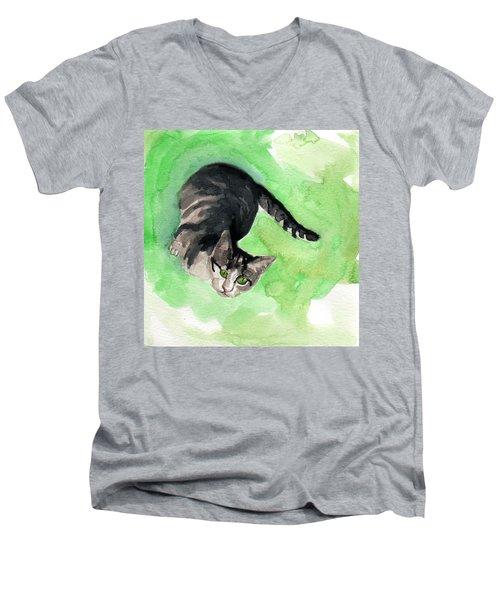 Mr Grey Men's V-Neck T-Shirt