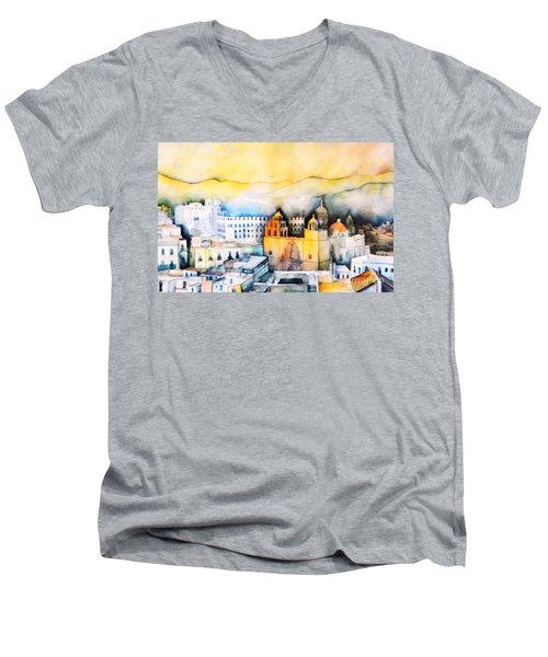 Guanajuato-mexico Men's V-Neck T-Shirt
