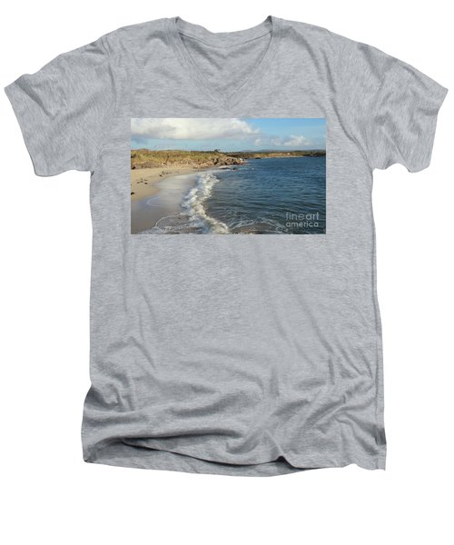 Gurteen Beach 2 Men's V-Neck T-Shirt