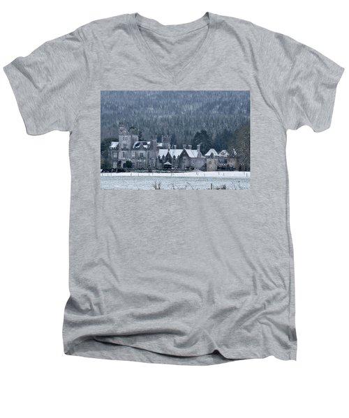Gurteen Castle Men's V-Neck T-Shirt