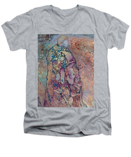 Gustavs' Robe Men's V-Neck T-Shirt