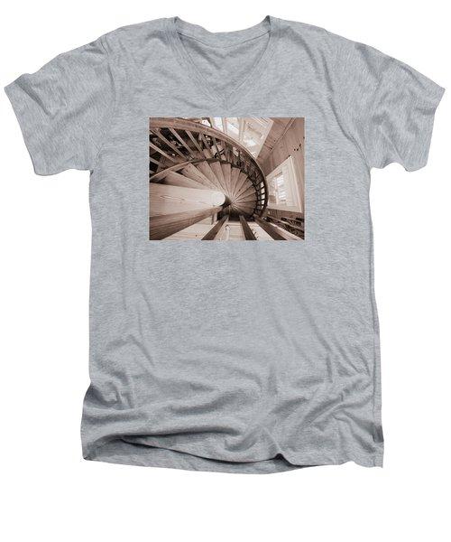 Ha Ha Toes.... Men's V-Neck T-Shirt
