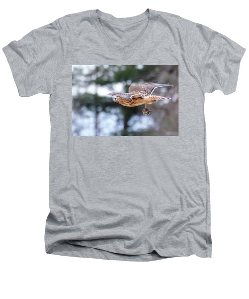 Hal Picking Up Dinner 2 Men's V-Neck T-Shirt