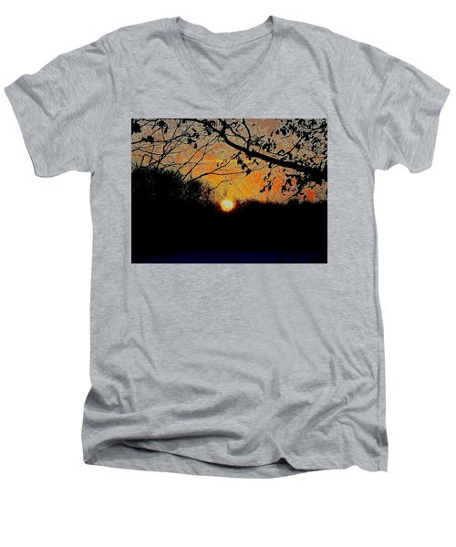 Hallows Eve Men's V-Neck T-Shirt