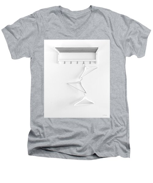 Hangers No. 2 Men's V-Neck T-Shirt