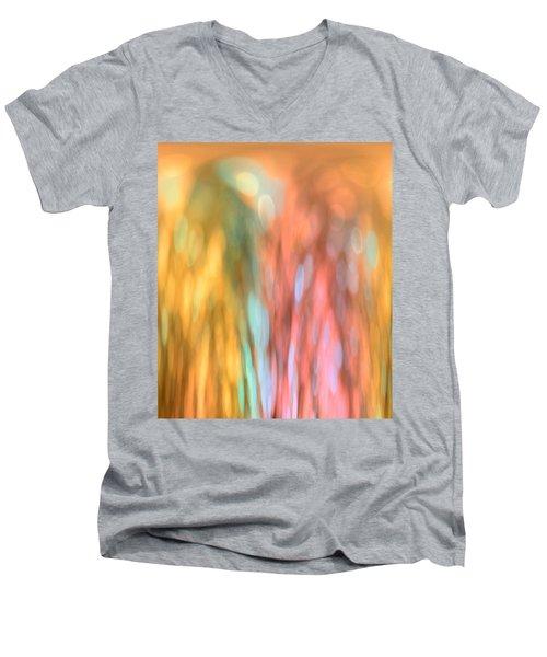 Happy Dreams Men's V-Neck T-Shirt