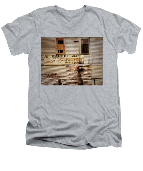 Harbor Fish Market Men's V-Neck T-Shirt