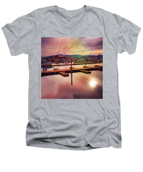 Harbor Mood Men's V-Neck T-Shirt