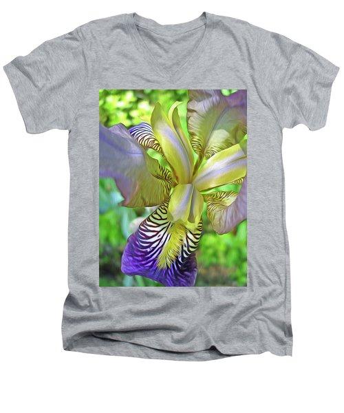 Harmony 4 Men's V-Neck T-Shirt