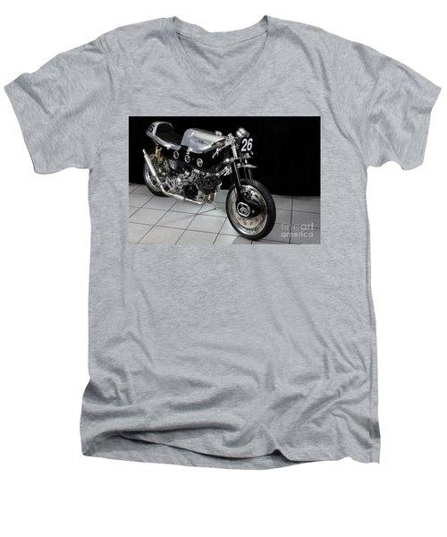 Harris Arrow Men's V-Neck T-Shirt