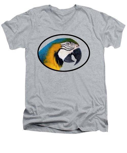 Harvey 2 T-shirt Men's V-Neck T-Shirt