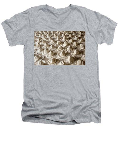 Hatscape Men's V-Neck T-Shirt