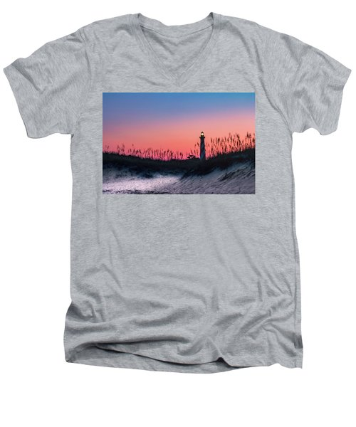Hatteras Men's V-Neck T-Shirt