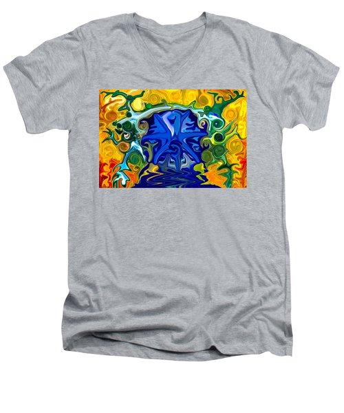 Headwaters Men's V-Neck T-Shirt