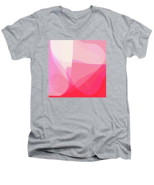 Hearts Delight Men's V-Neck T-Shirt