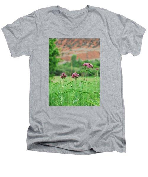 Heat Retreat Men's V-Neck T-Shirt