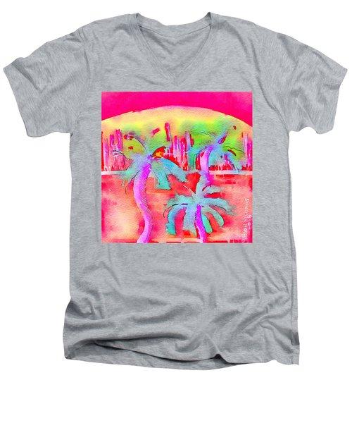 Heatwave Men's V-Neck T-Shirt