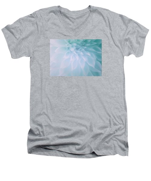 Men's V-Neck T-Shirt featuring the photograph Heavenly Glory by The Art Of Marilyn Ridoutt-Greene