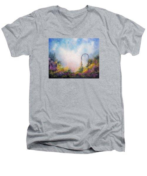 Heaven's Gate Men's V-Neck T-Shirt