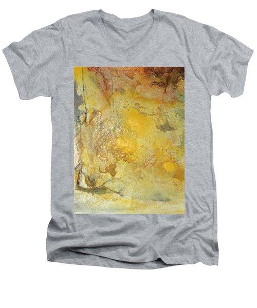 Heavens In Flux Men's V-Neck T-Shirt