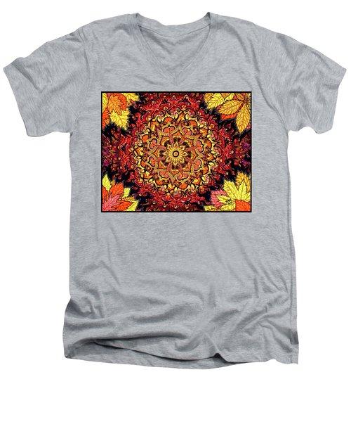 Hello My Goodbyes Men's V-Neck T-Shirt