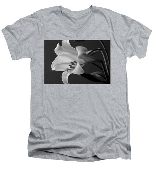 Her Name Was Lily Men's V-Neck T-Shirt