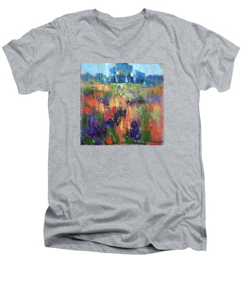Herbs Men's V-Neck T-Shirt