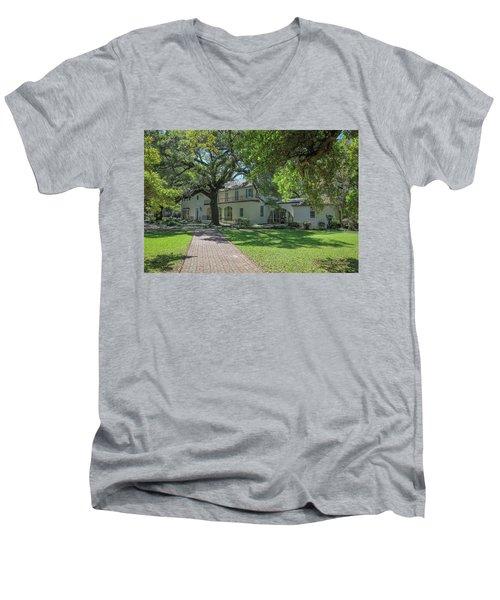 Heyman House 9 Men's V-Neck T-Shirt