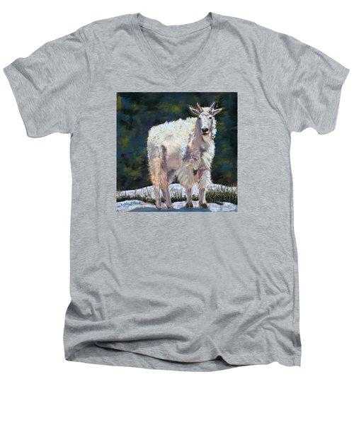 High Country Friend Men's V-Neck T-Shirt
