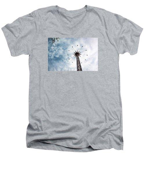 High Flying Men's V-Neck T-Shirt
