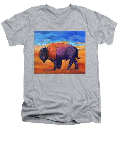 High Plains Drifter Men's V-Neck T-Shirt