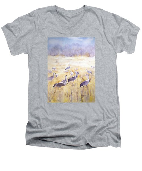 High Plains Drifters Men's V-Neck T-Shirt
