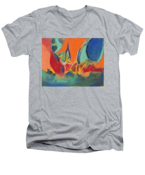 High Seas Men's V-Neck T-Shirt