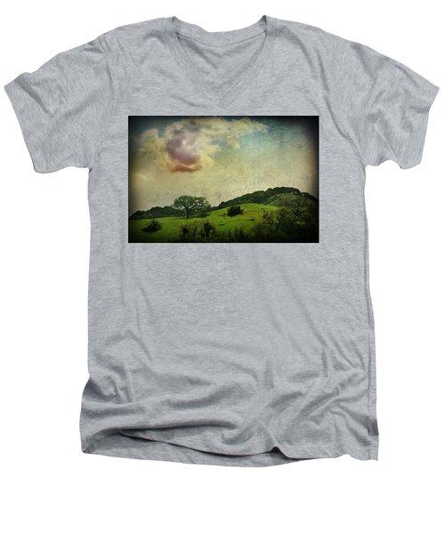 Higher Love Men's V-Neck T-Shirt