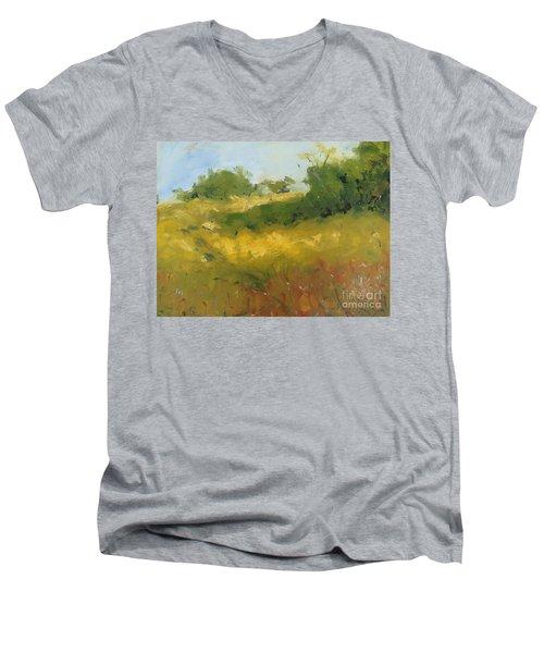 Hill In Richmond Men's V-Neck T-Shirt