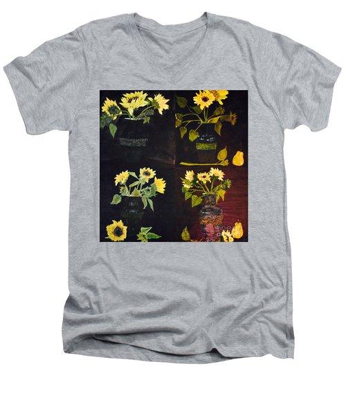 Jirasol Men's V-Neck T-Shirt