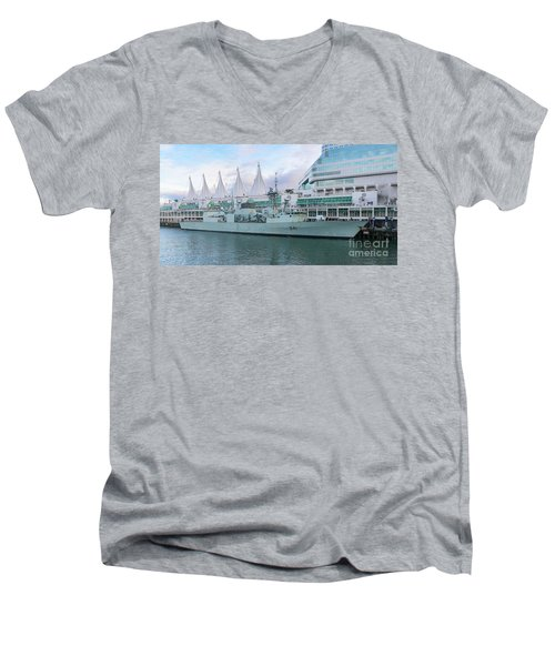 Hmsc Ottawa Men's V-Neck T-Shirt